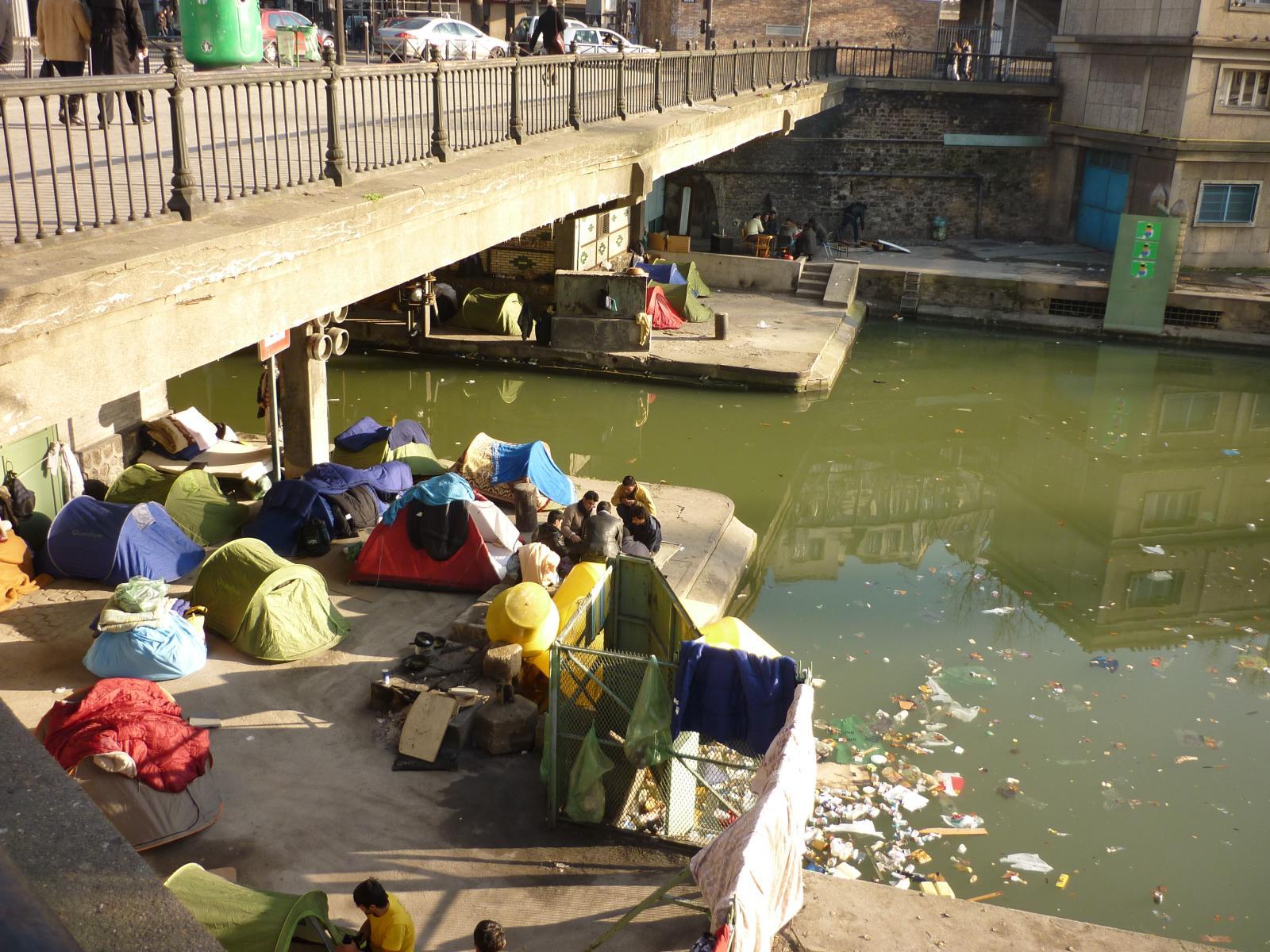 Image result for refugees France