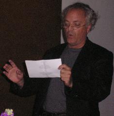 Alain Borer French poet