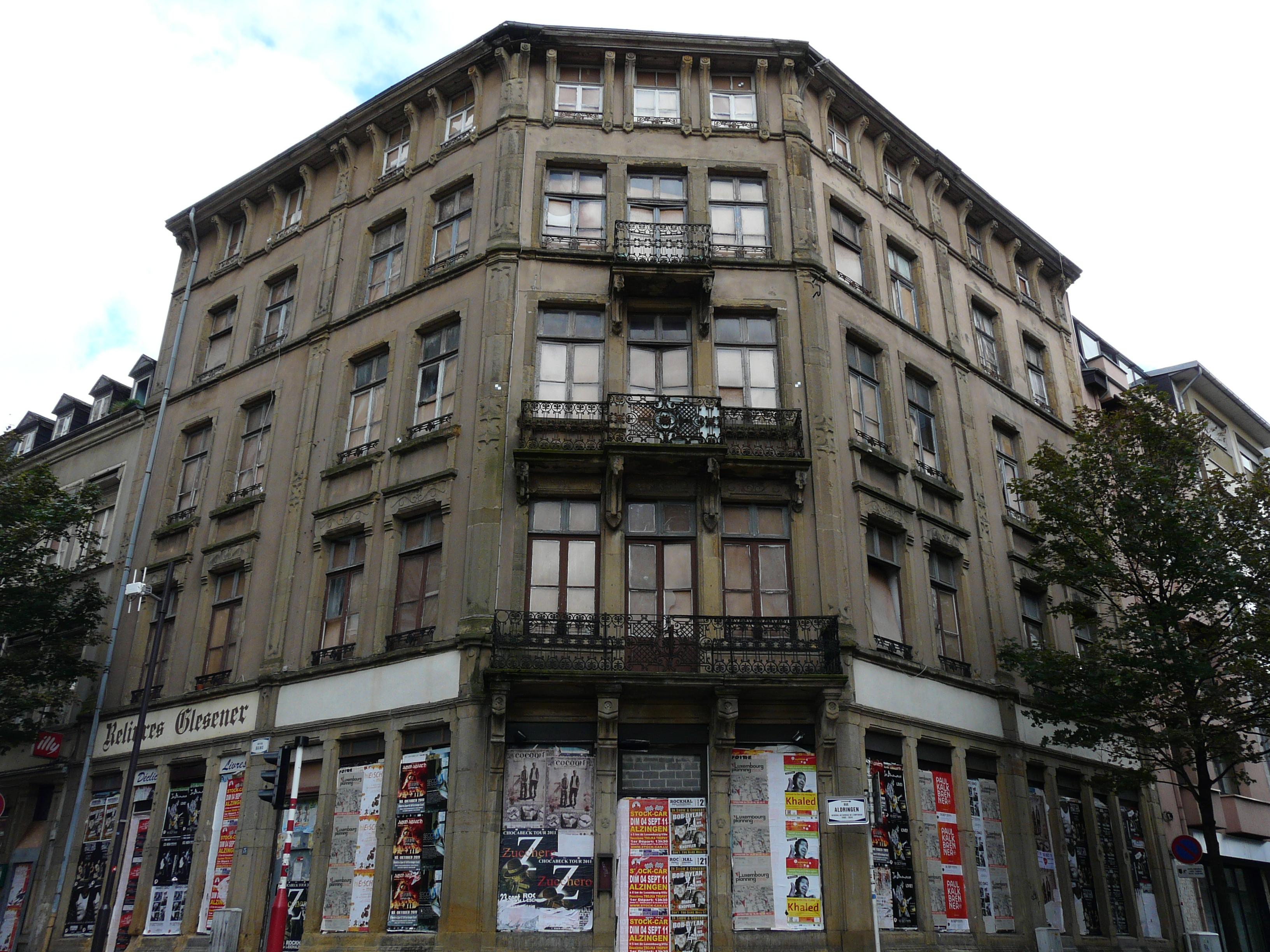 File aldringen rue des wikimedia commons for Rue des bains