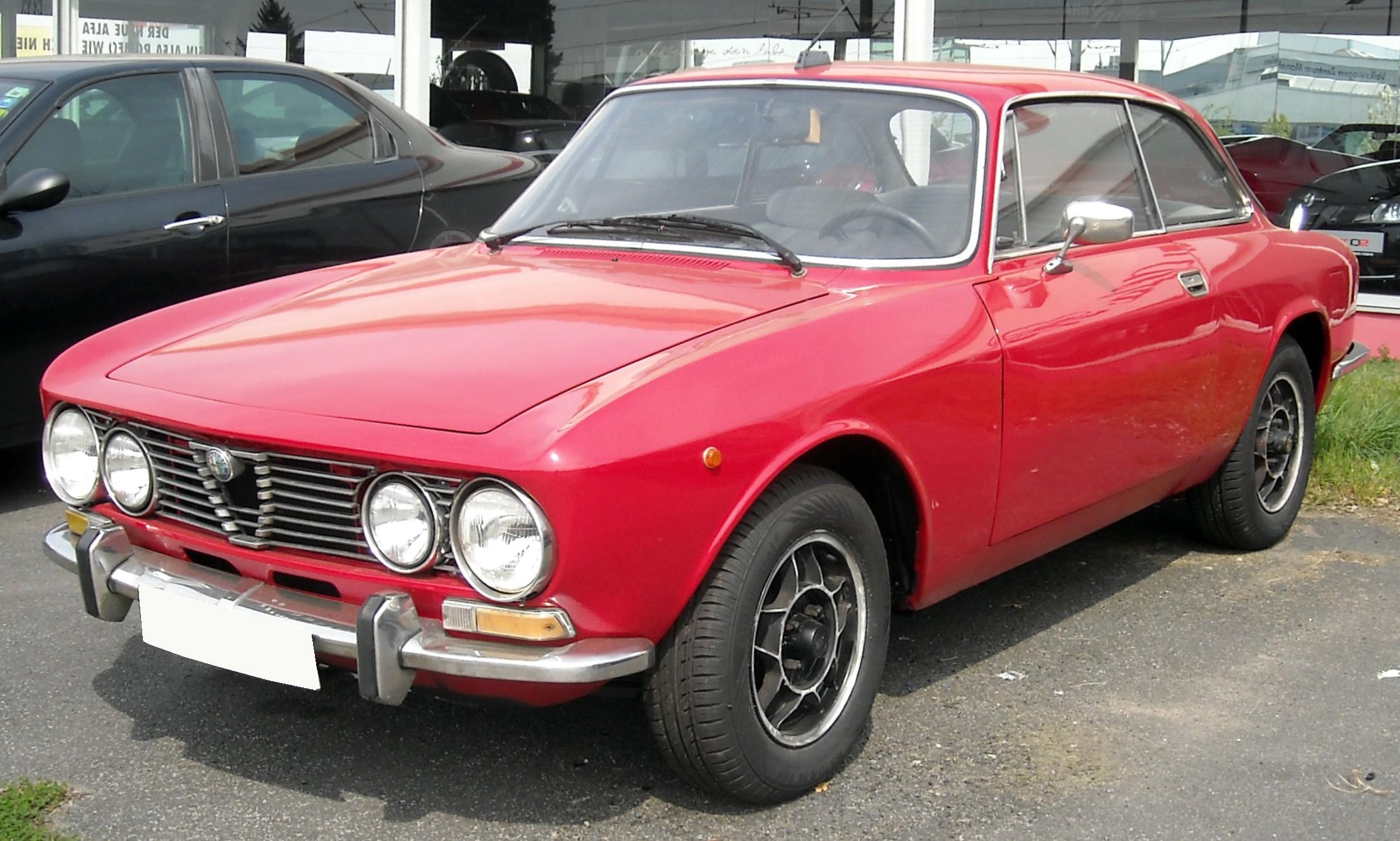 Moteur et Boîte Alfa Romeo 1600 de 1975  FAR  Forum autoroule : forum