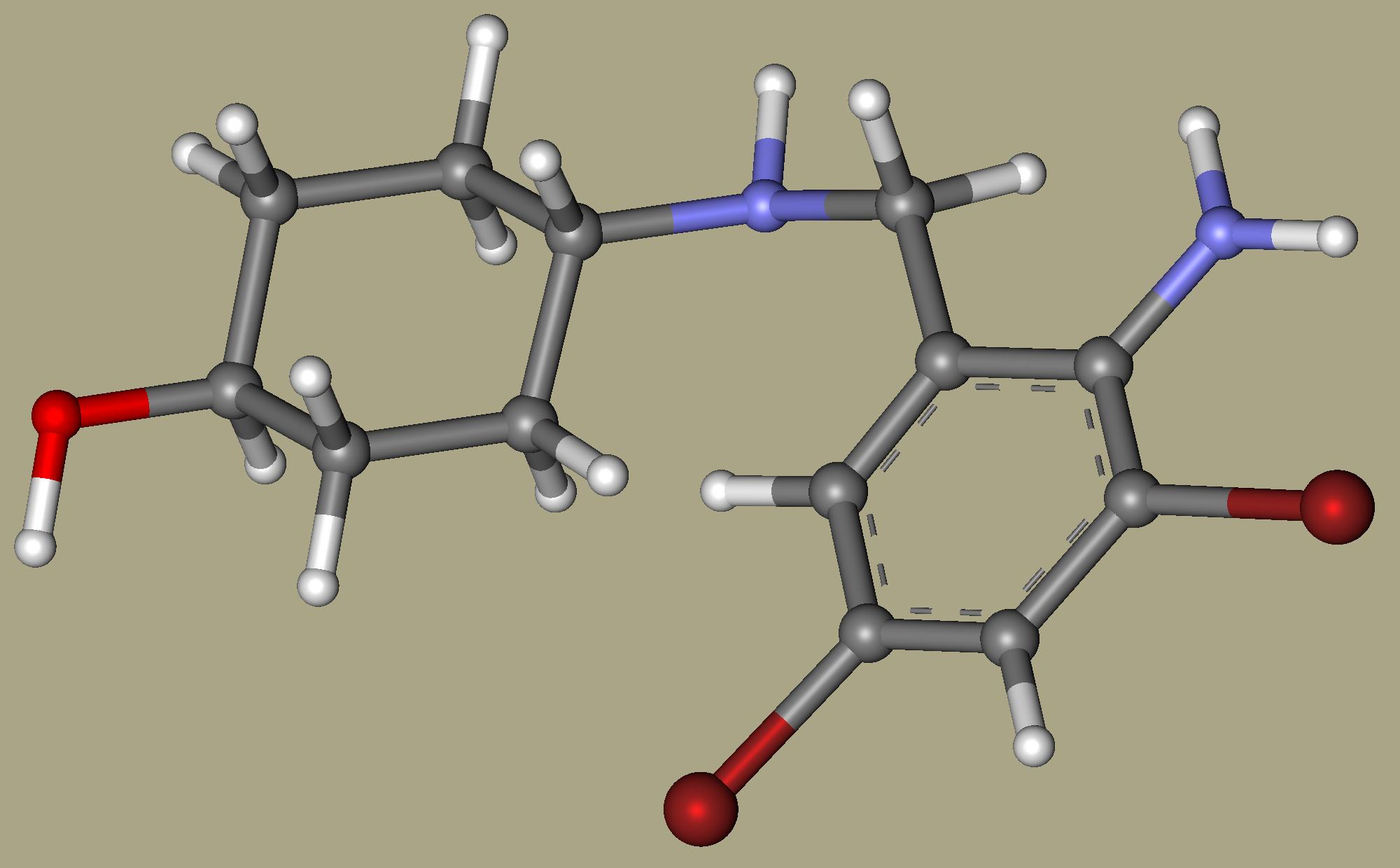 ambroxol  bromhexina metabolina viii