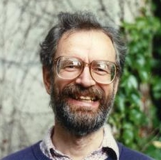 Andrew Casson at Berkeley in 1991<br/>Photo courtesy George M. Bergman
