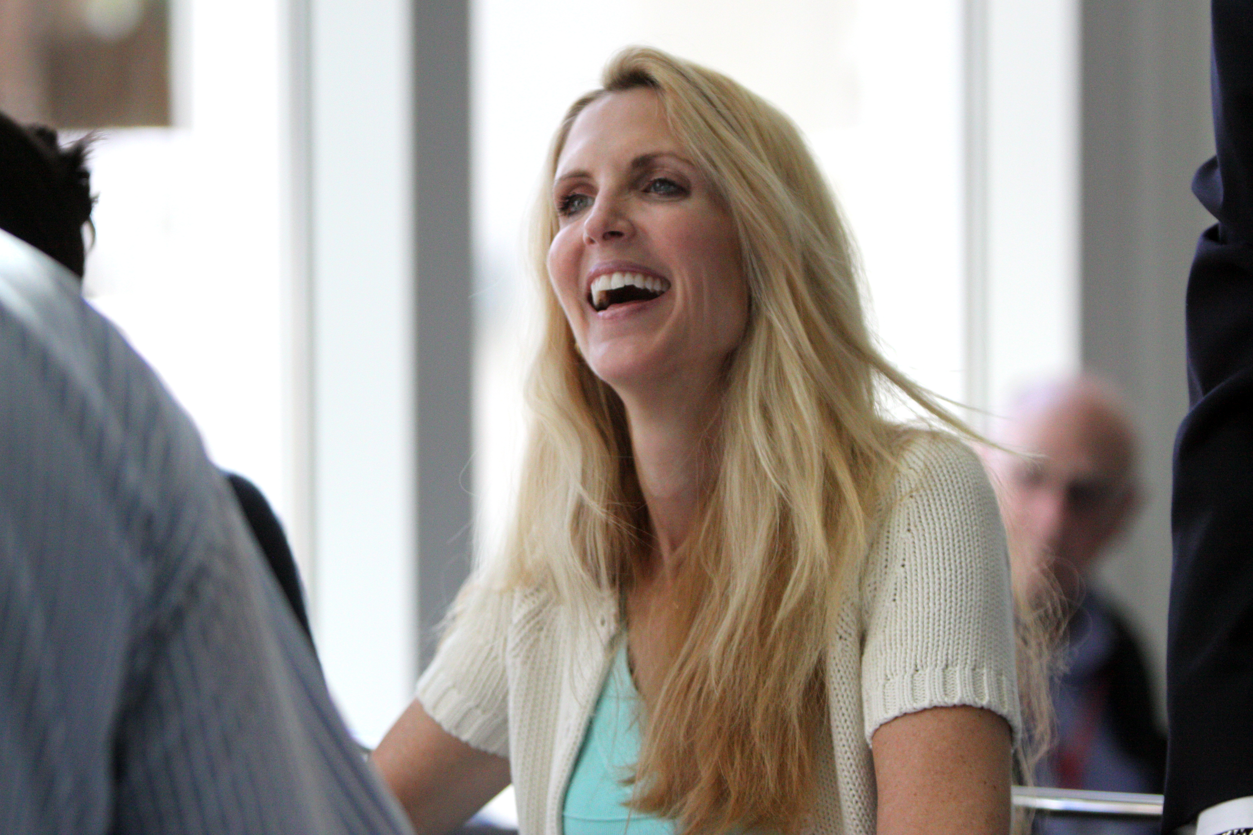 Ann coulter is dating jimmie walker