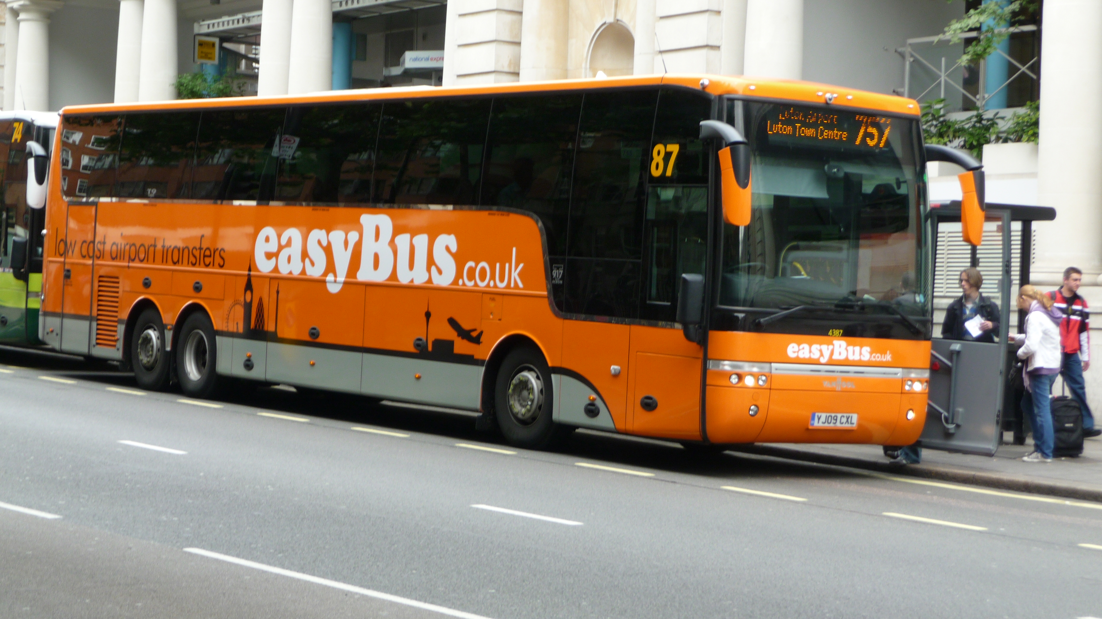 pick up no sale tax quality products EasyBus - Wikiwand