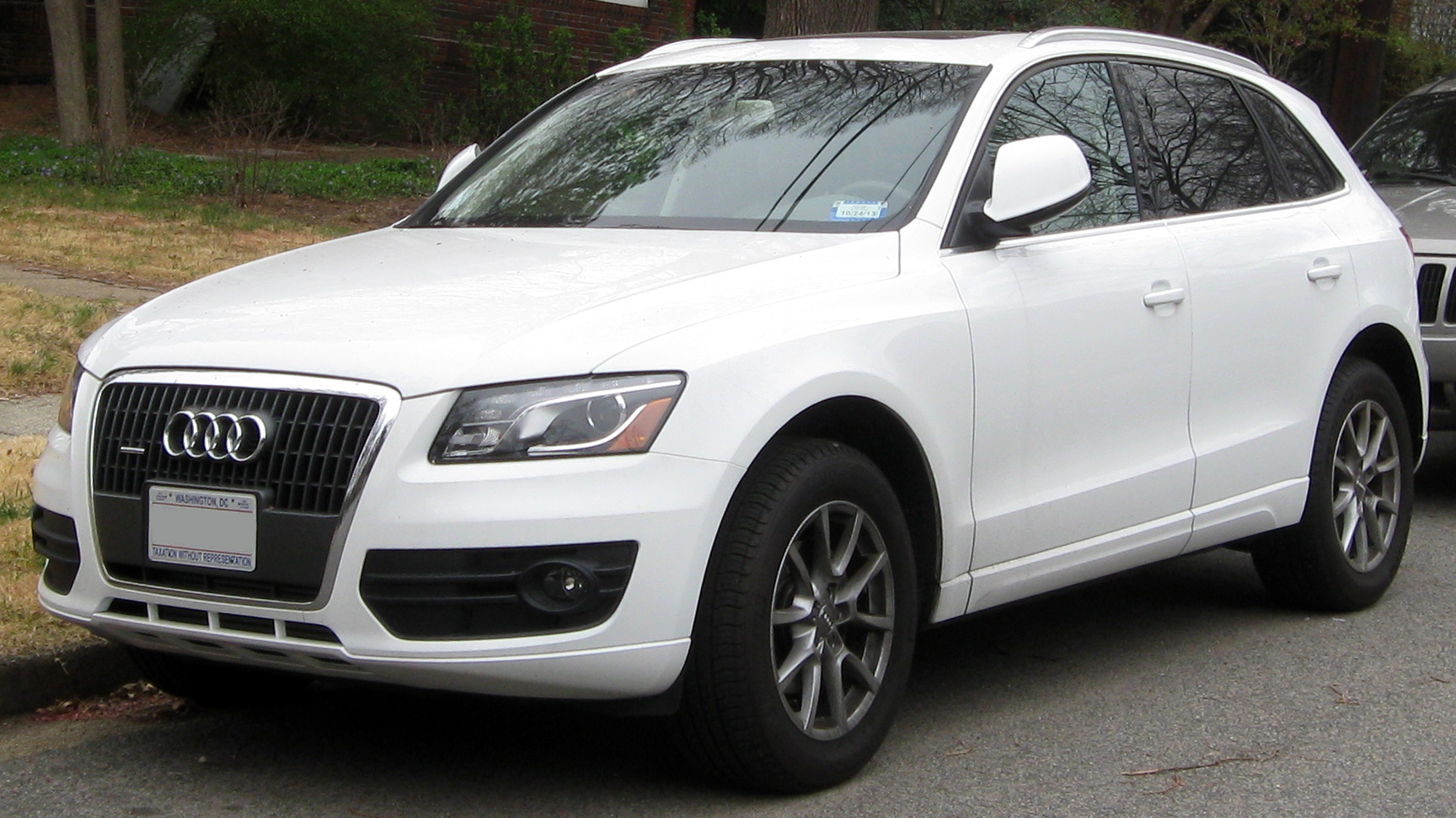 File Audi Q5 03 16 2012 Jpg Wikimedia Commons