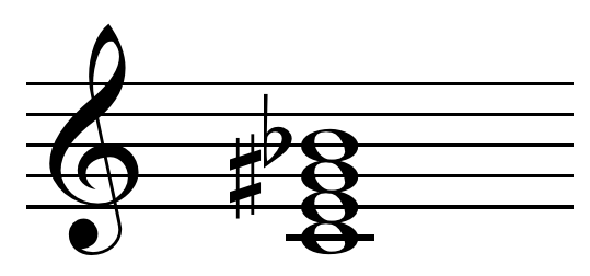 Augmented Seventh Chord Wikipedia