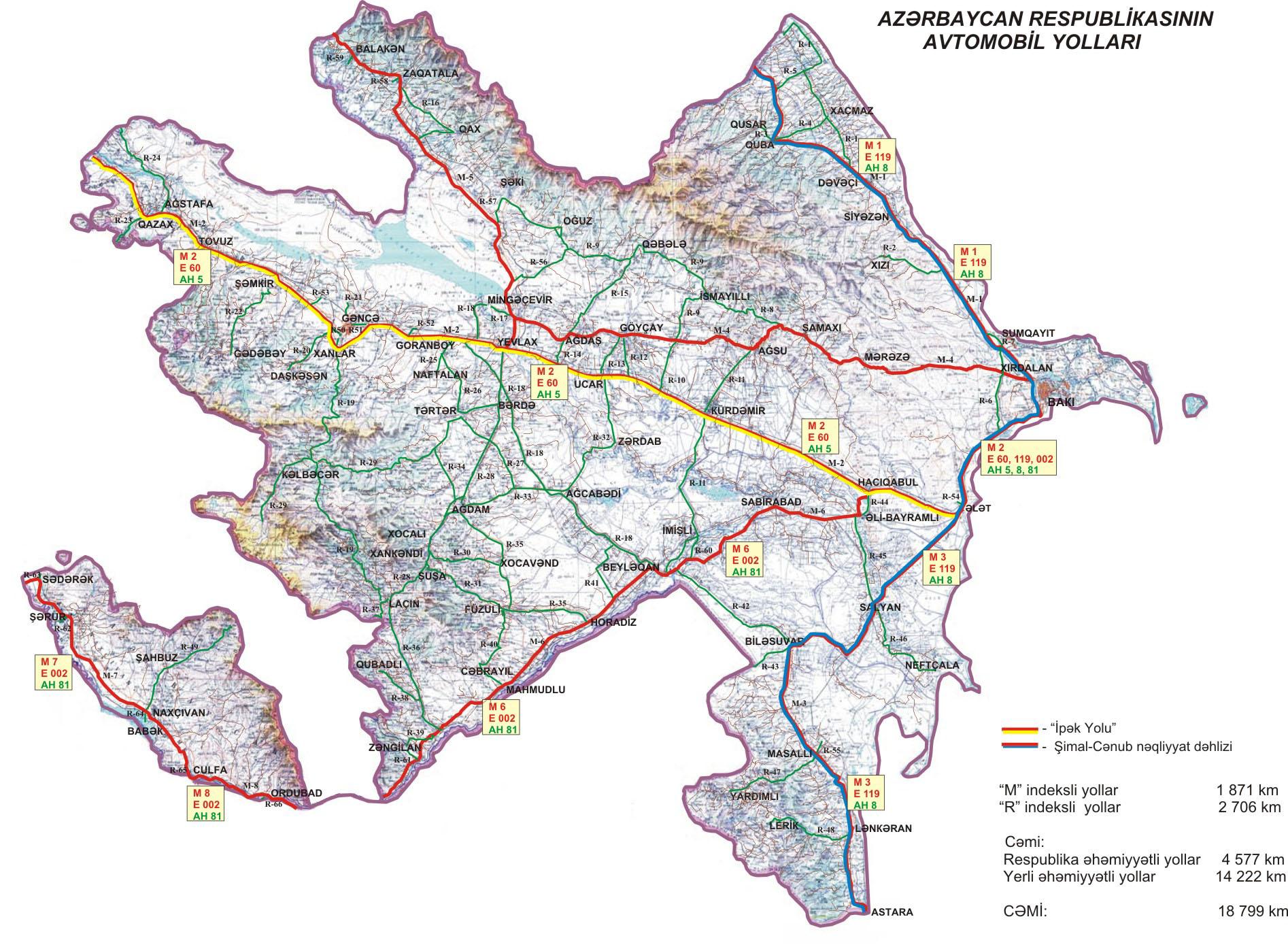 FileAzerbaijan roadsjpg Wikimedia Commons