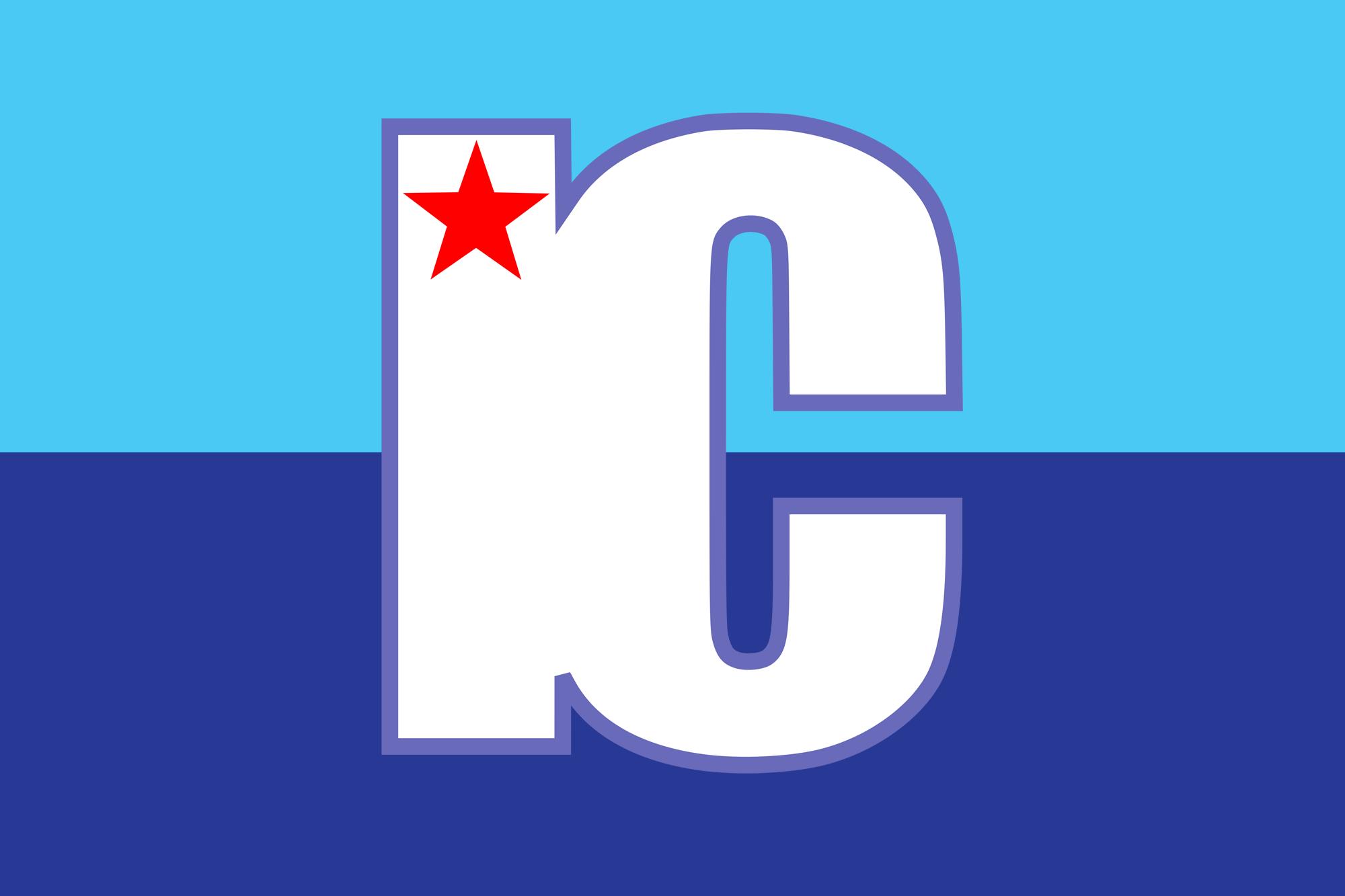 File:Bandera Izquierda Cristiana De Chile.png