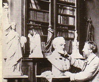 Bartholdi's Statue of Liberty