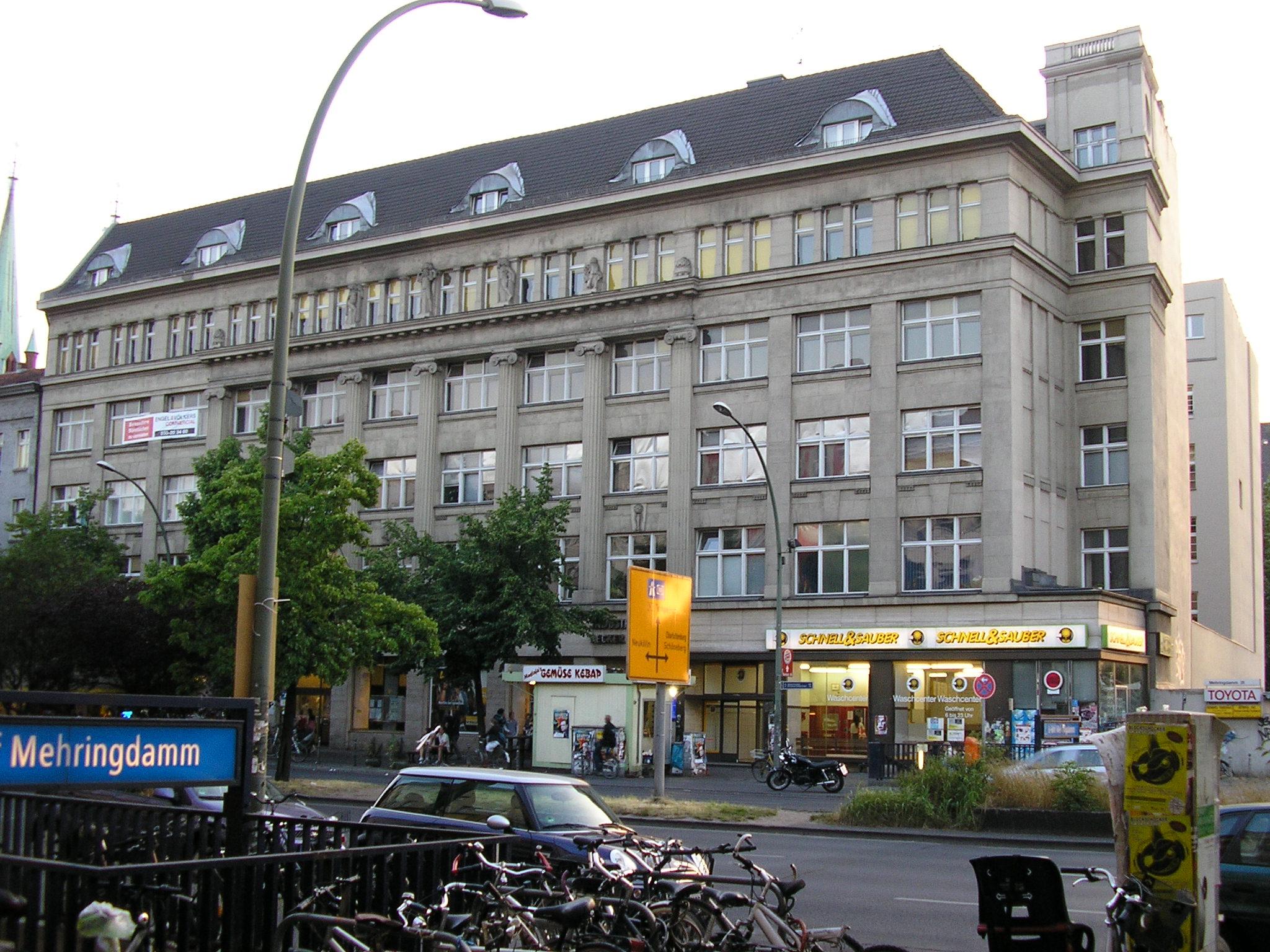 File Berlin Kreuzberg Mehringdamm 32 34 Jpg Wikimedia