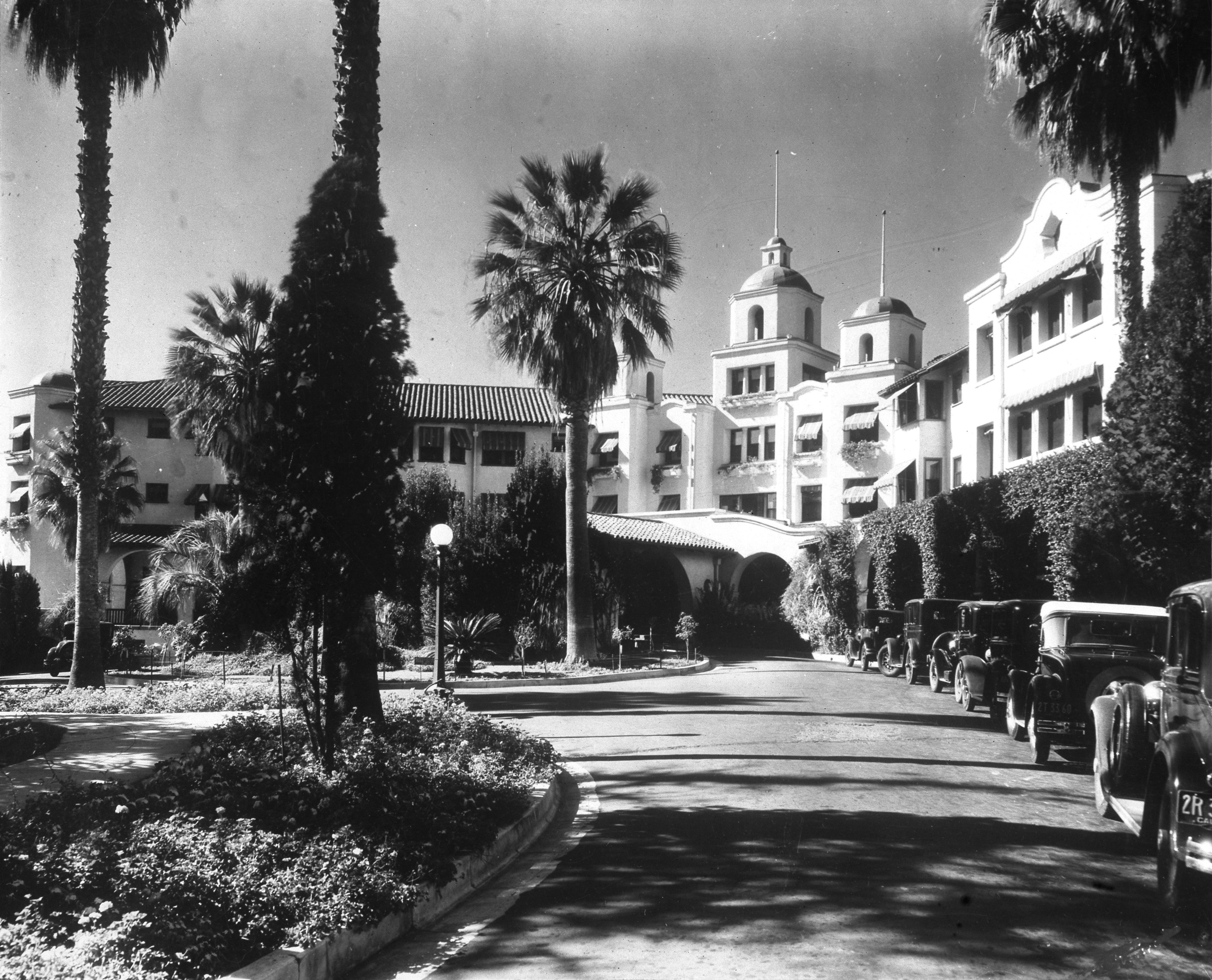 Beverly Hills Hotel Restaurant Reservations