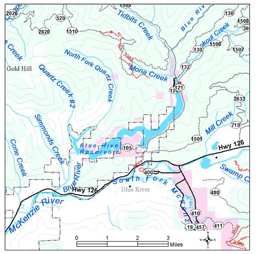 FileBlue River Mapjpg Wikimedia Commons - Oregon rivers map