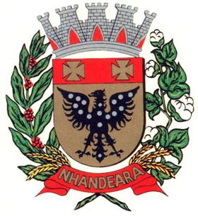 Brasão de Nhandeara