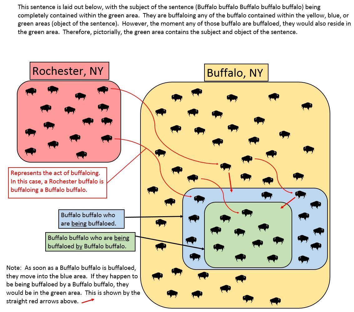 buffalo buffalo buffalo buffalo buffalo buffalo buffalo ... buffalo diagram