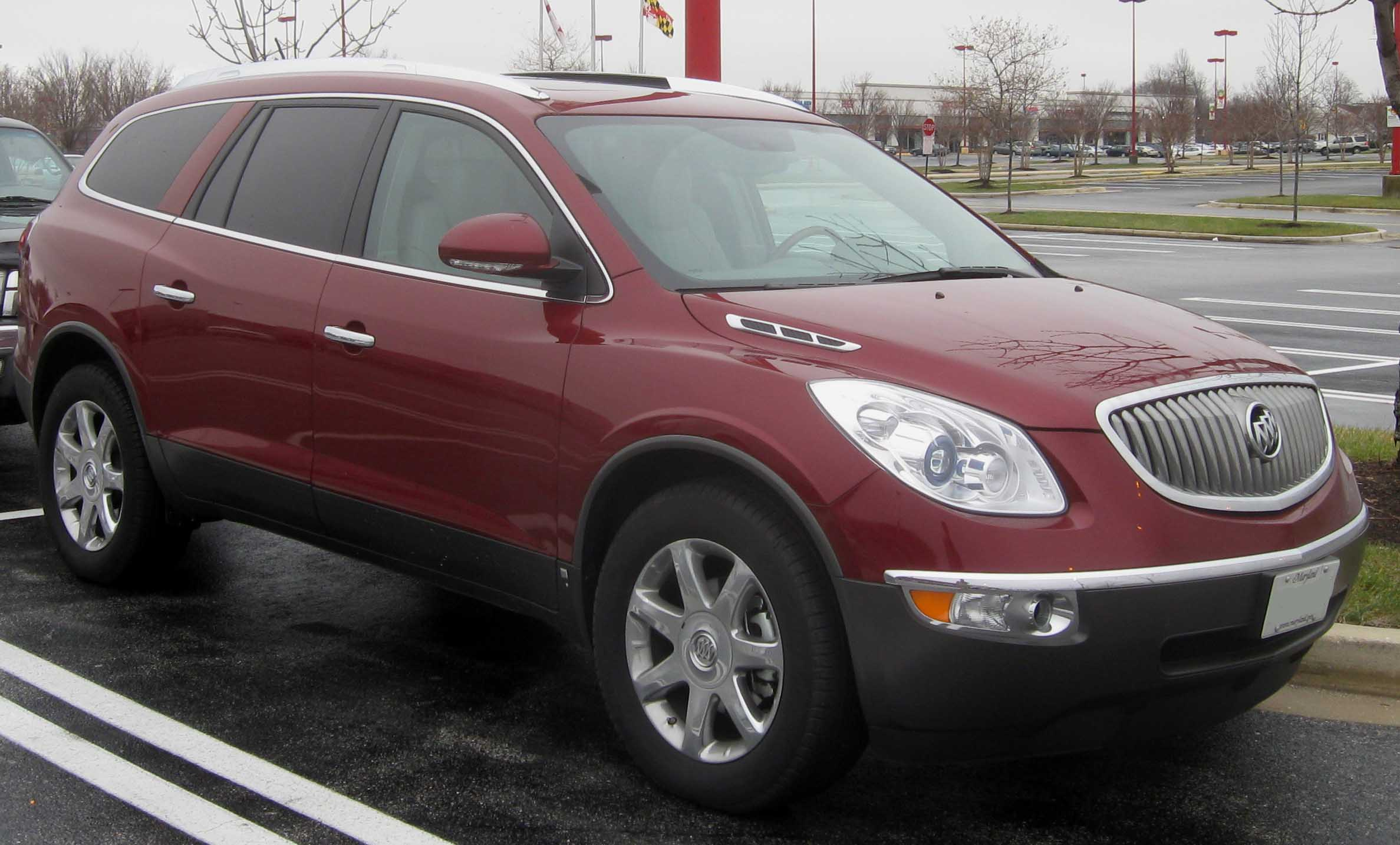 file buick enclave wikimedia commons. Black Bedroom Furniture Sets. Home Design Ideas