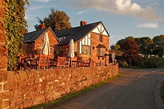 Burwardsley - Pheasant Inn