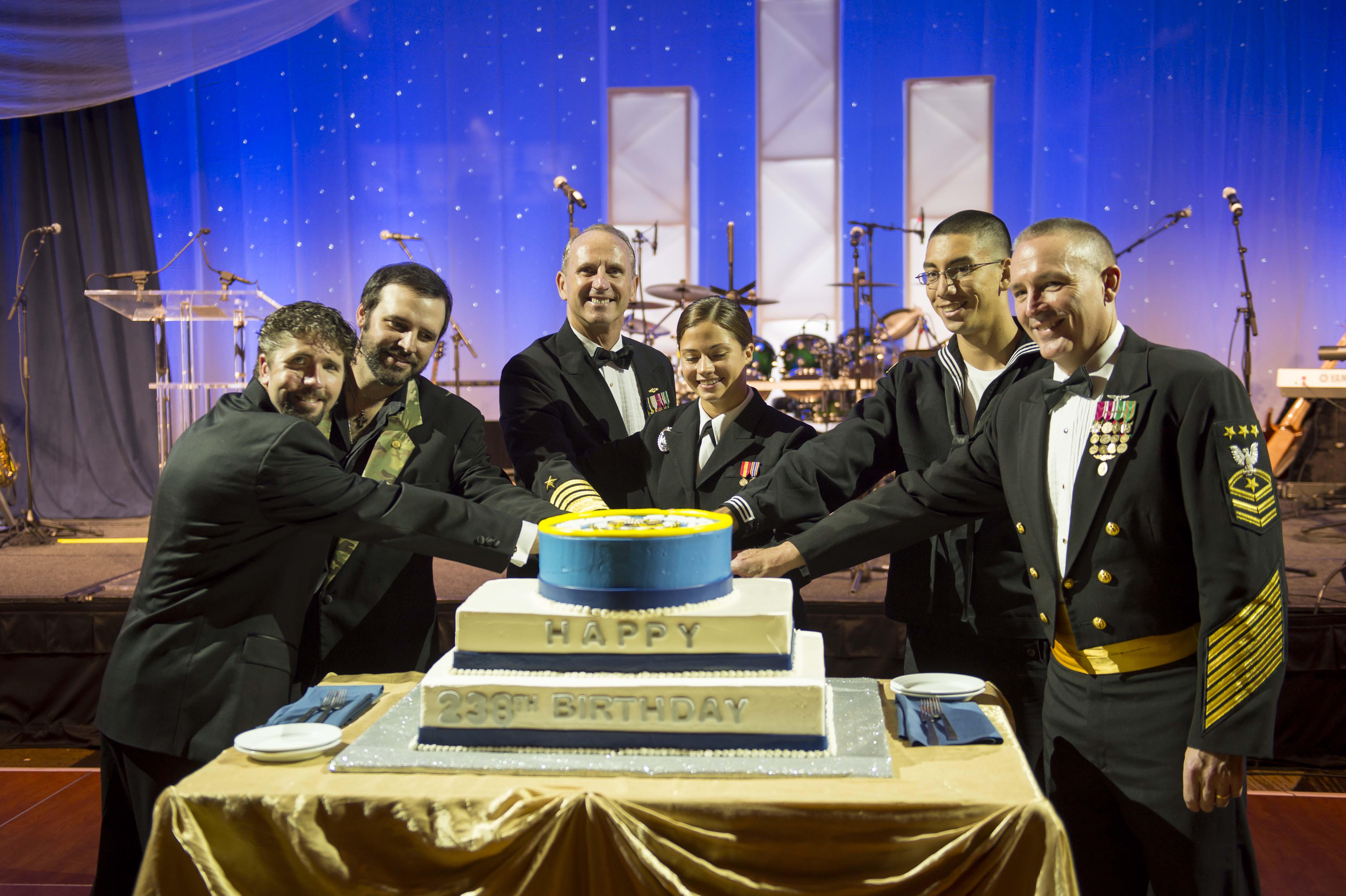 Navy Seal Cake Eater