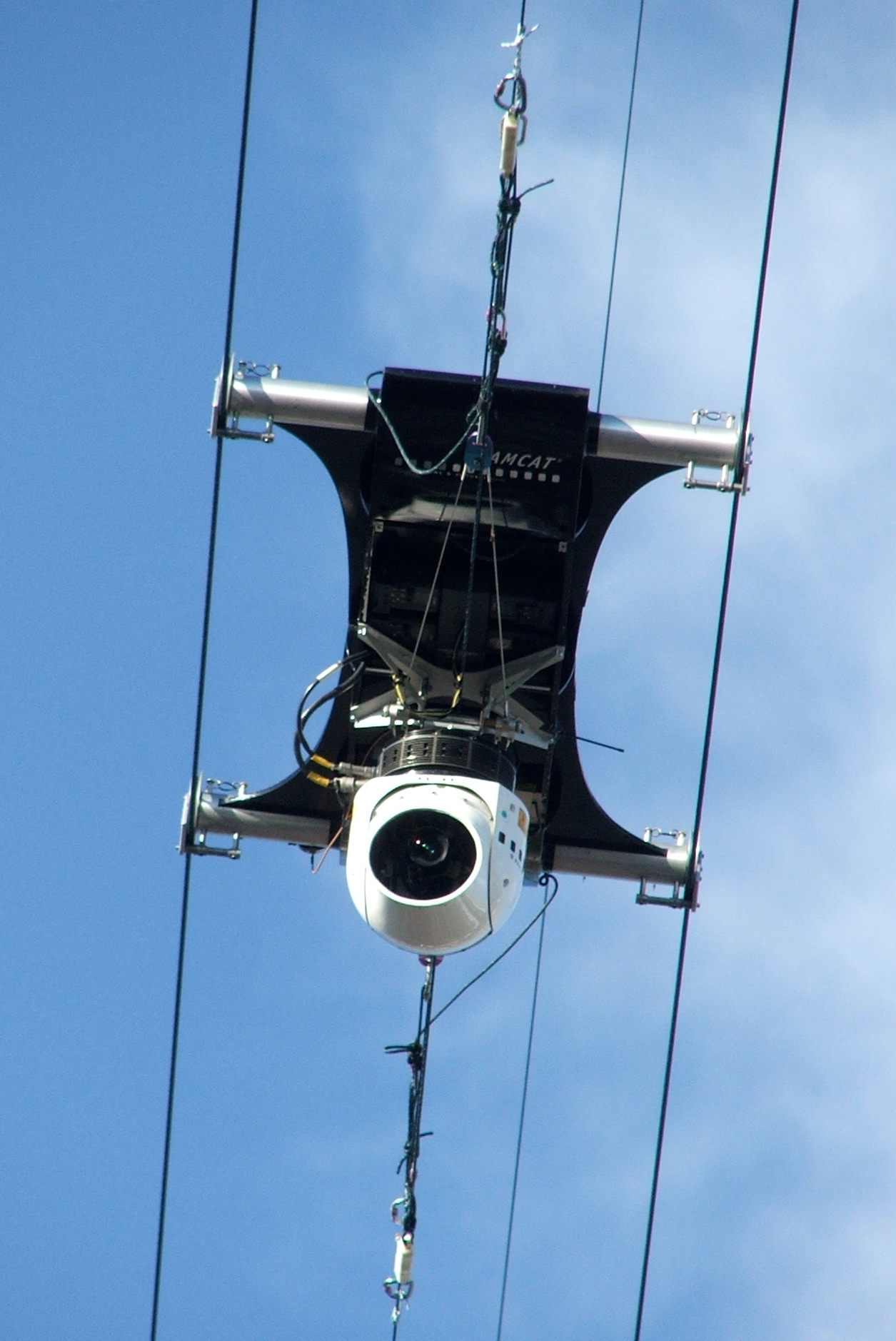 File cable car tv camera wikimedia commons - Tv in camera ...