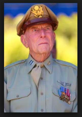 Captain Jerry Yellin, USAAF