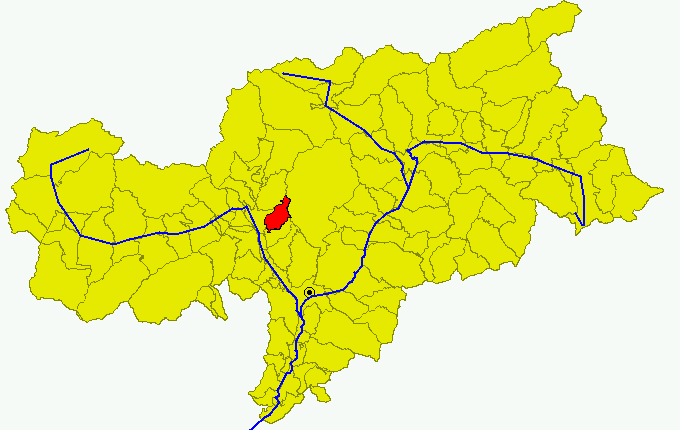 File:Cartina Comune BZ Avelengo.png