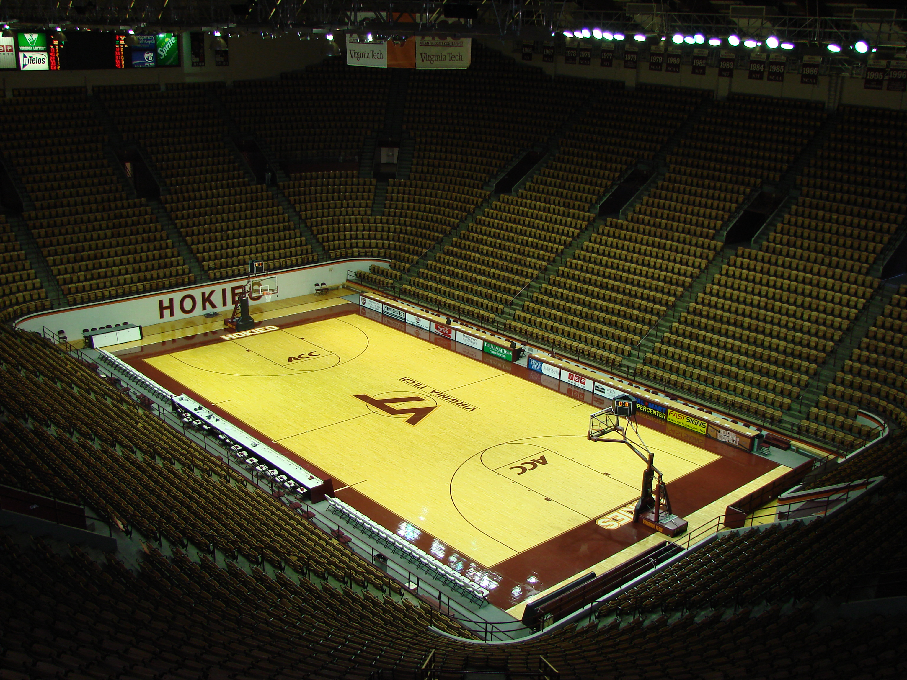 Cassell Coliseum Seating Chart Seatgeek