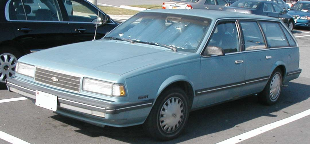 1990 Ford Taurus >> File:Chevrolet-Celebrity-wagon.jpg - Wikimedia Commons