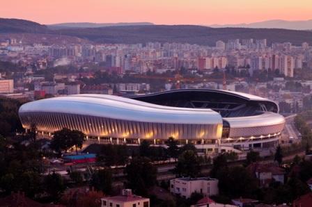 Cluj Arena - Wikipedia  |U Cluj