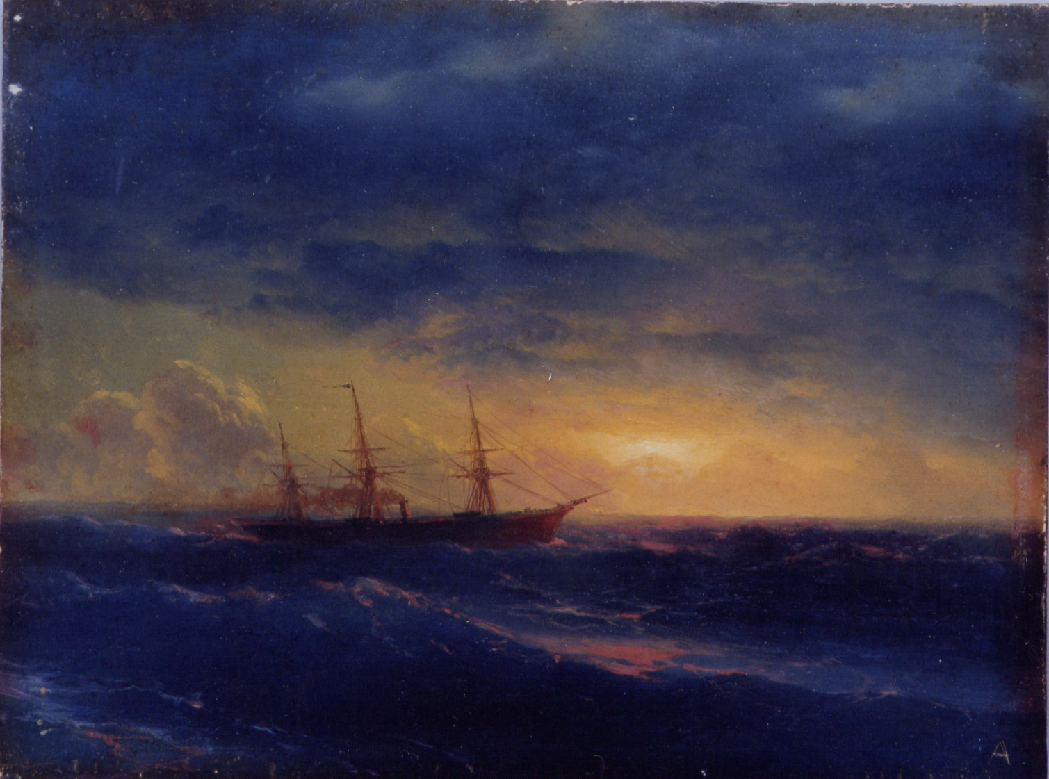 Aivazovsky without the sea. Unknown pictures of the great marine painter