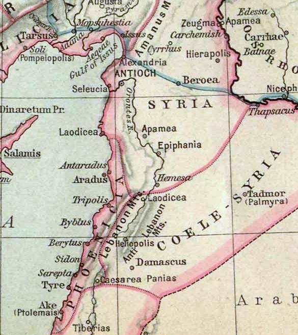 Battle of Antioch (218) - Wikipedia