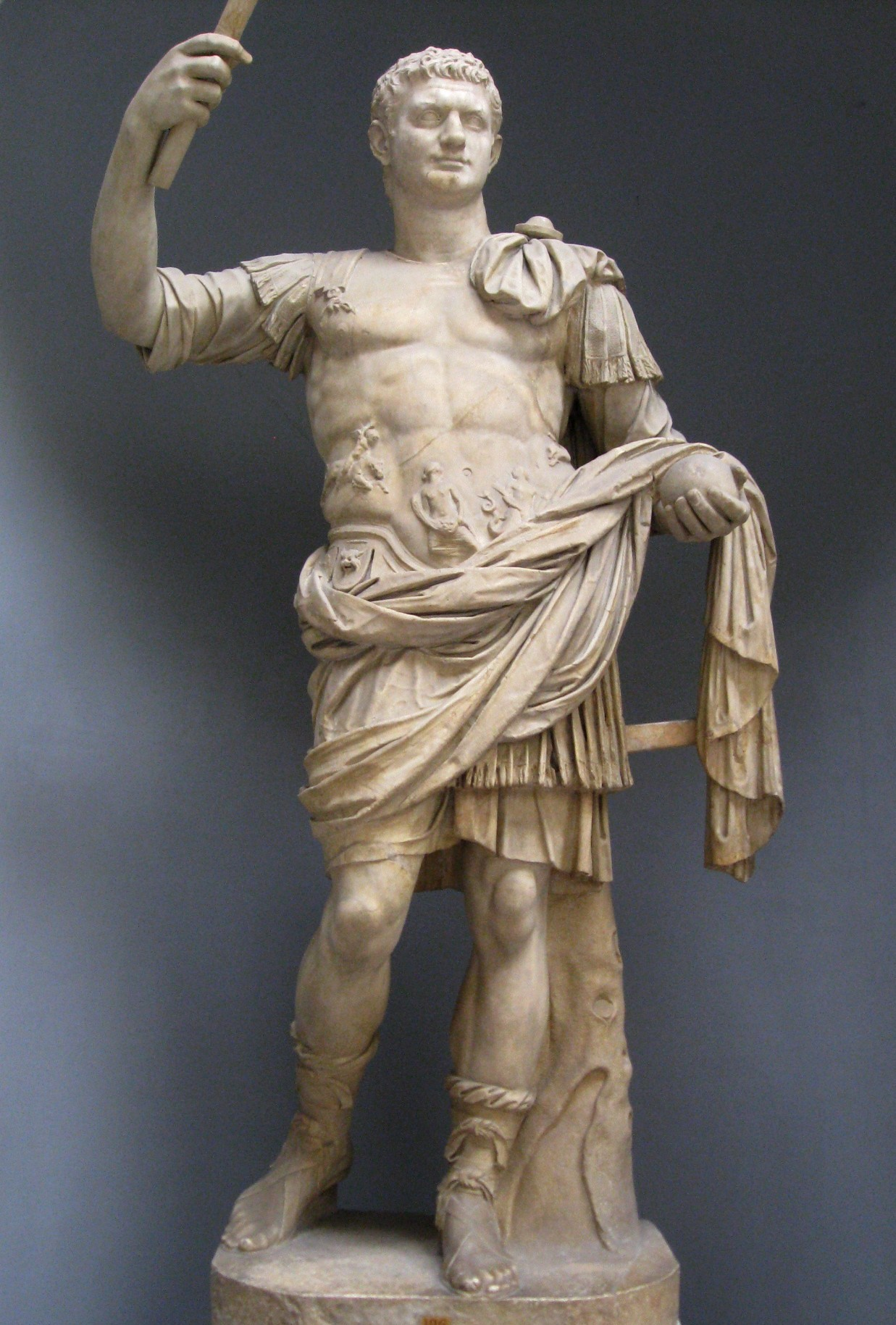 Displaying 19> ... Emperor Nero Statue