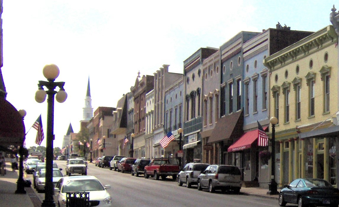 Harrodsburg, Kentucky - Wikipedia