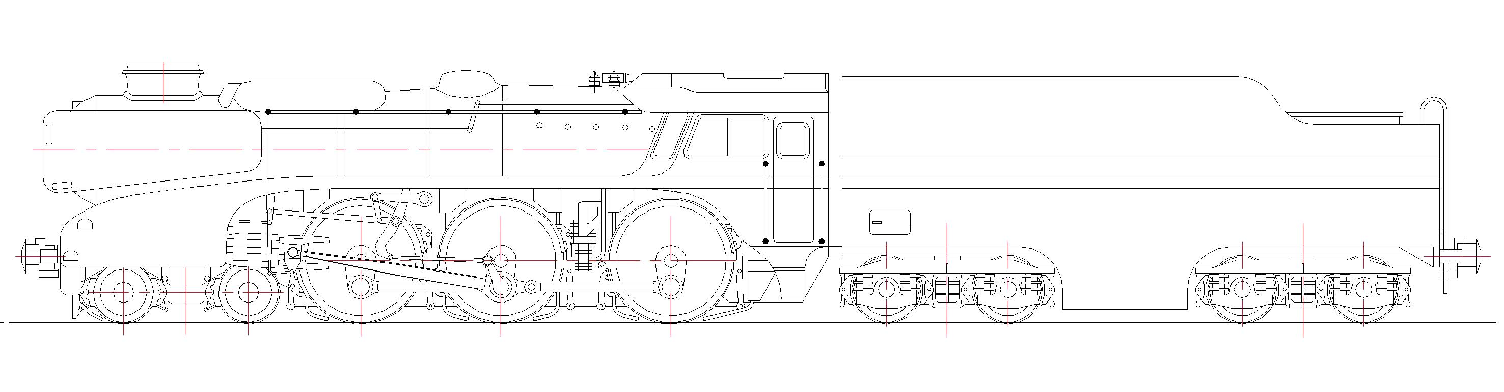 Image Result For Santa Train Coloring