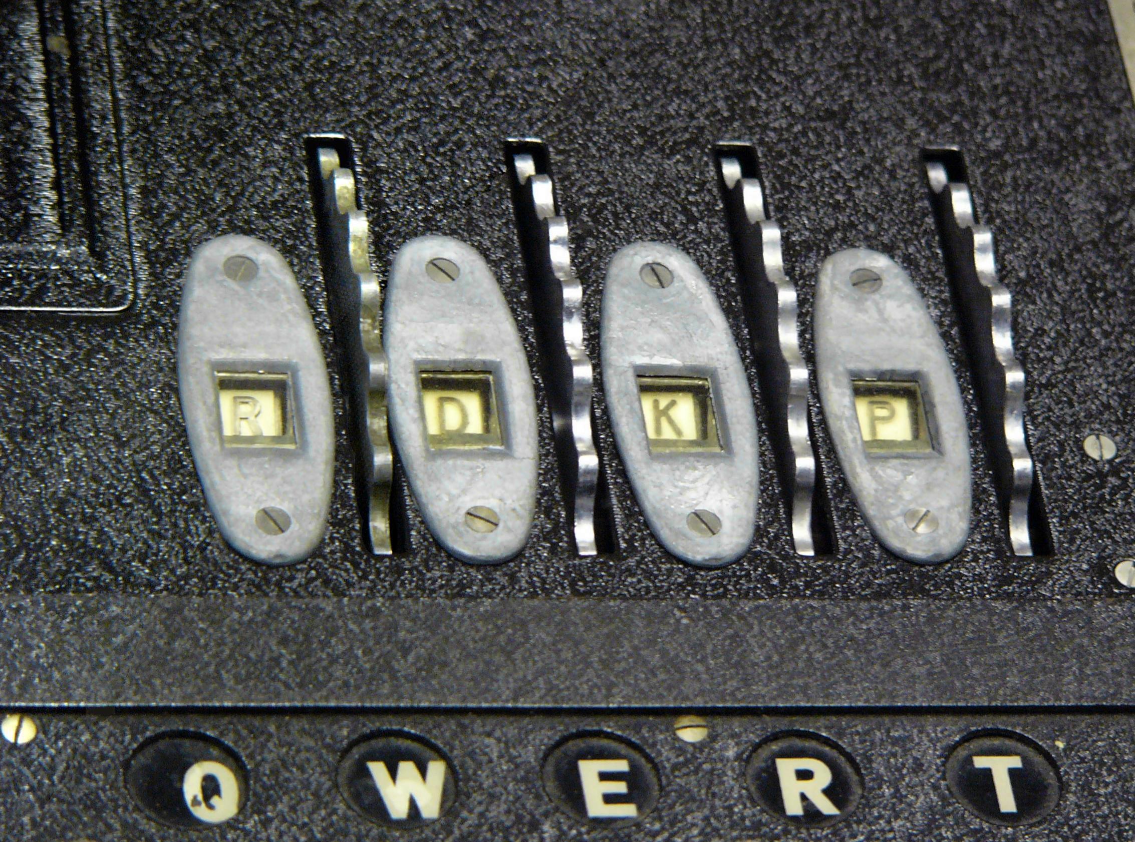 Enigma machine - Military Wiki