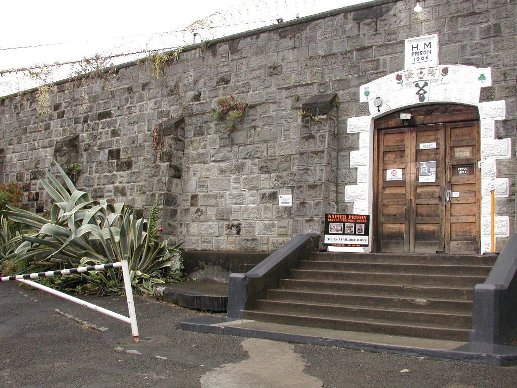 Earthquake In Prison Craft
