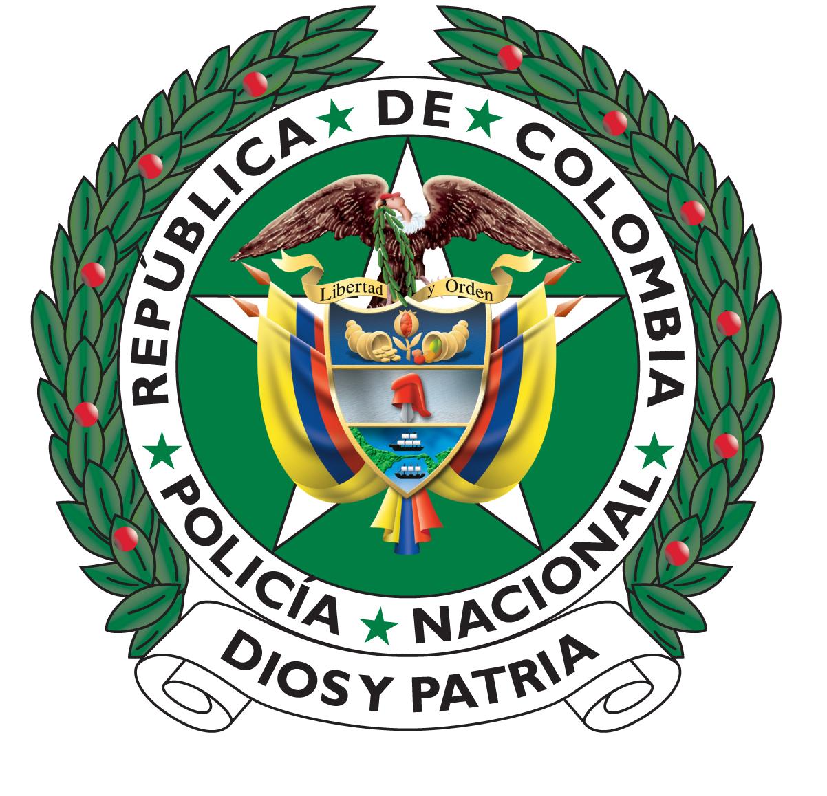 File:Escudo Policía Nacional de Colombia jpg - Wikimedia Commons