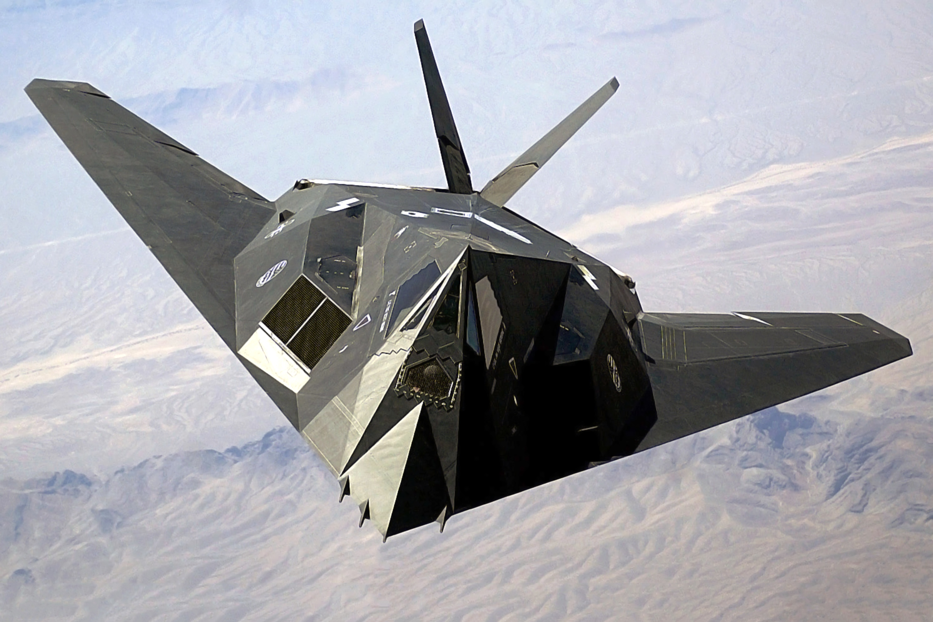 Image result for F 117 Nighthawk