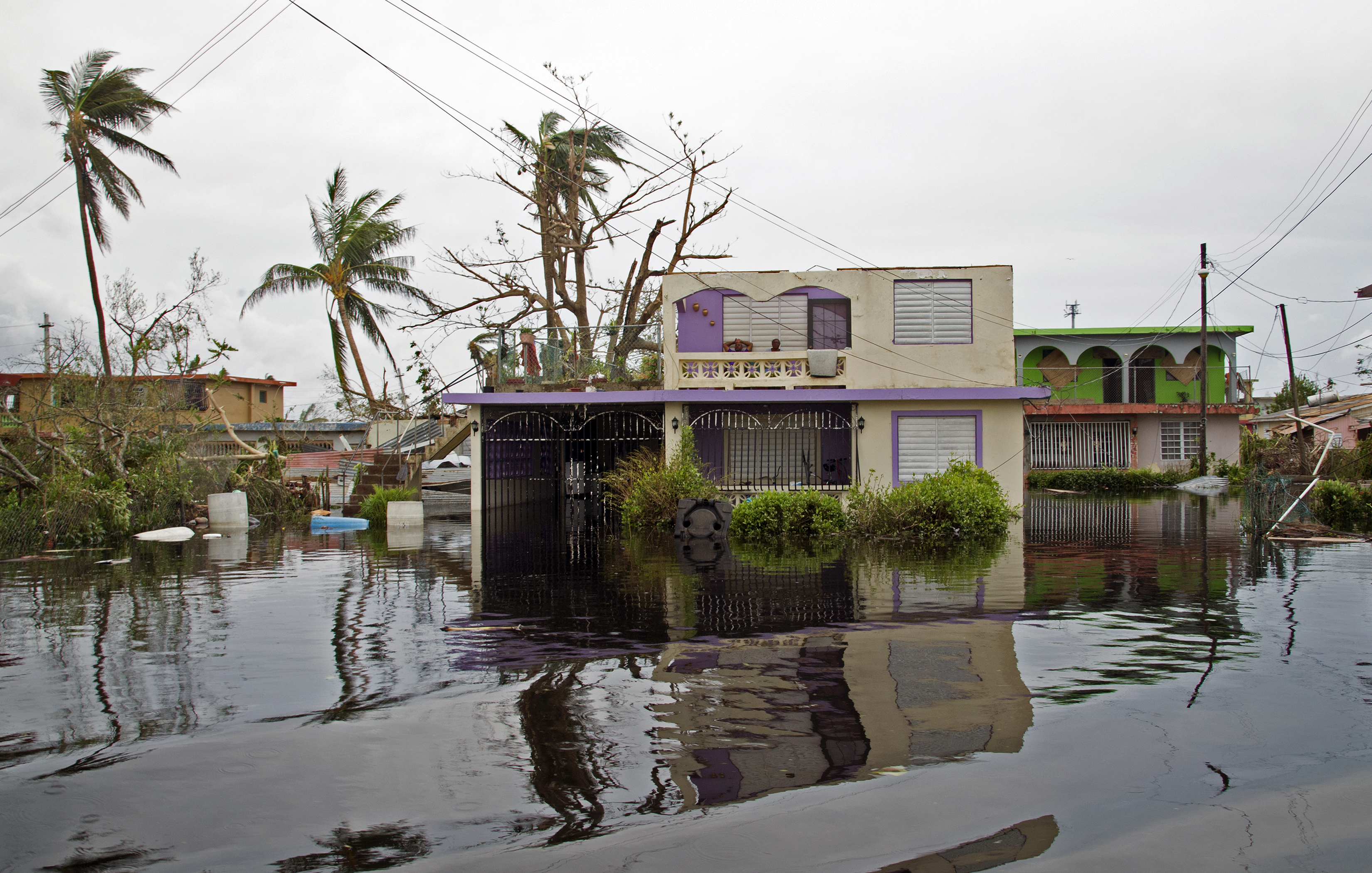 Villa Cofresi After Hurricane Maria