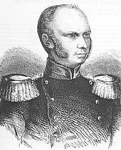 Friedrich Wilhelm, Count Brandenburg German general