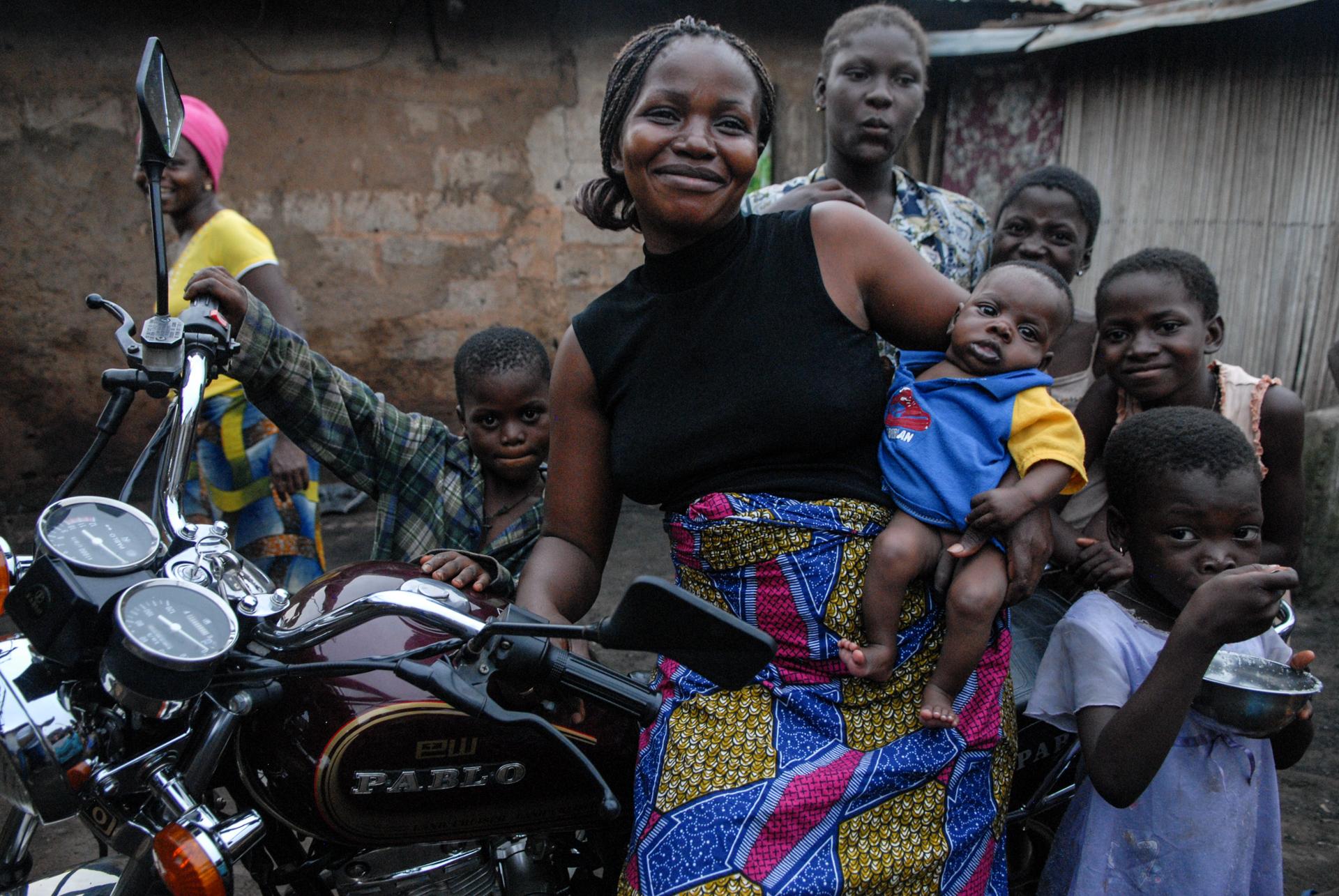 Le Bénin représenté au Sommet Mondial de l'Entrepreneuriat 2016 par un boursier YALI