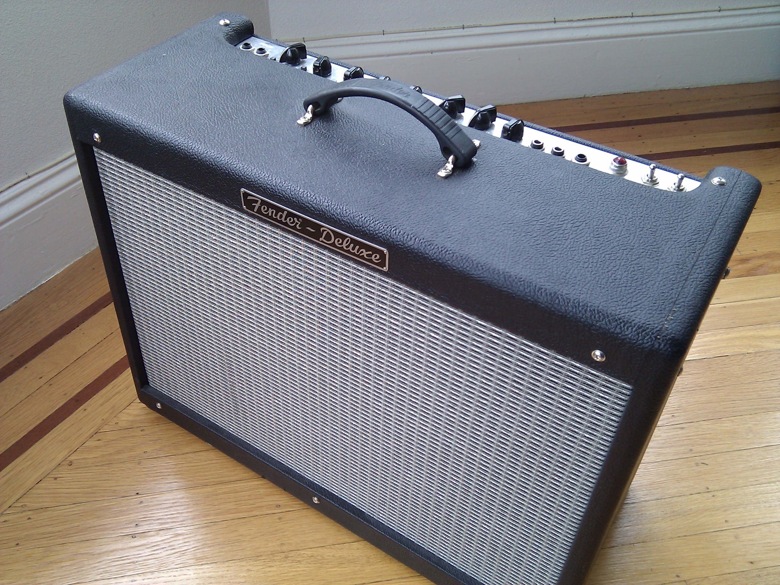 Fender Hot Rod Deluxe Extension Cab Fender Hot Rod Deluxe Front