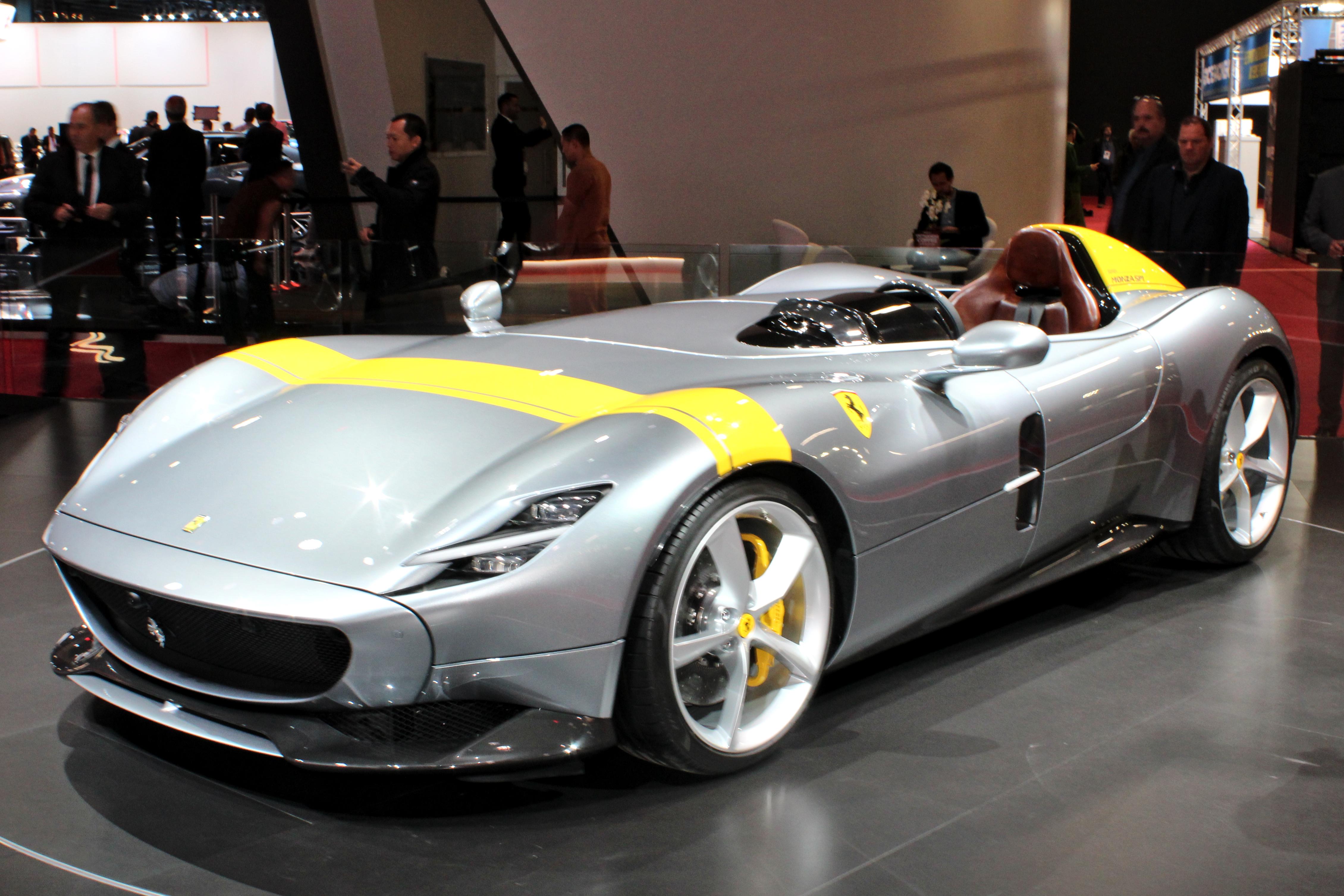 Ferrari Monza SP , Wikipedia