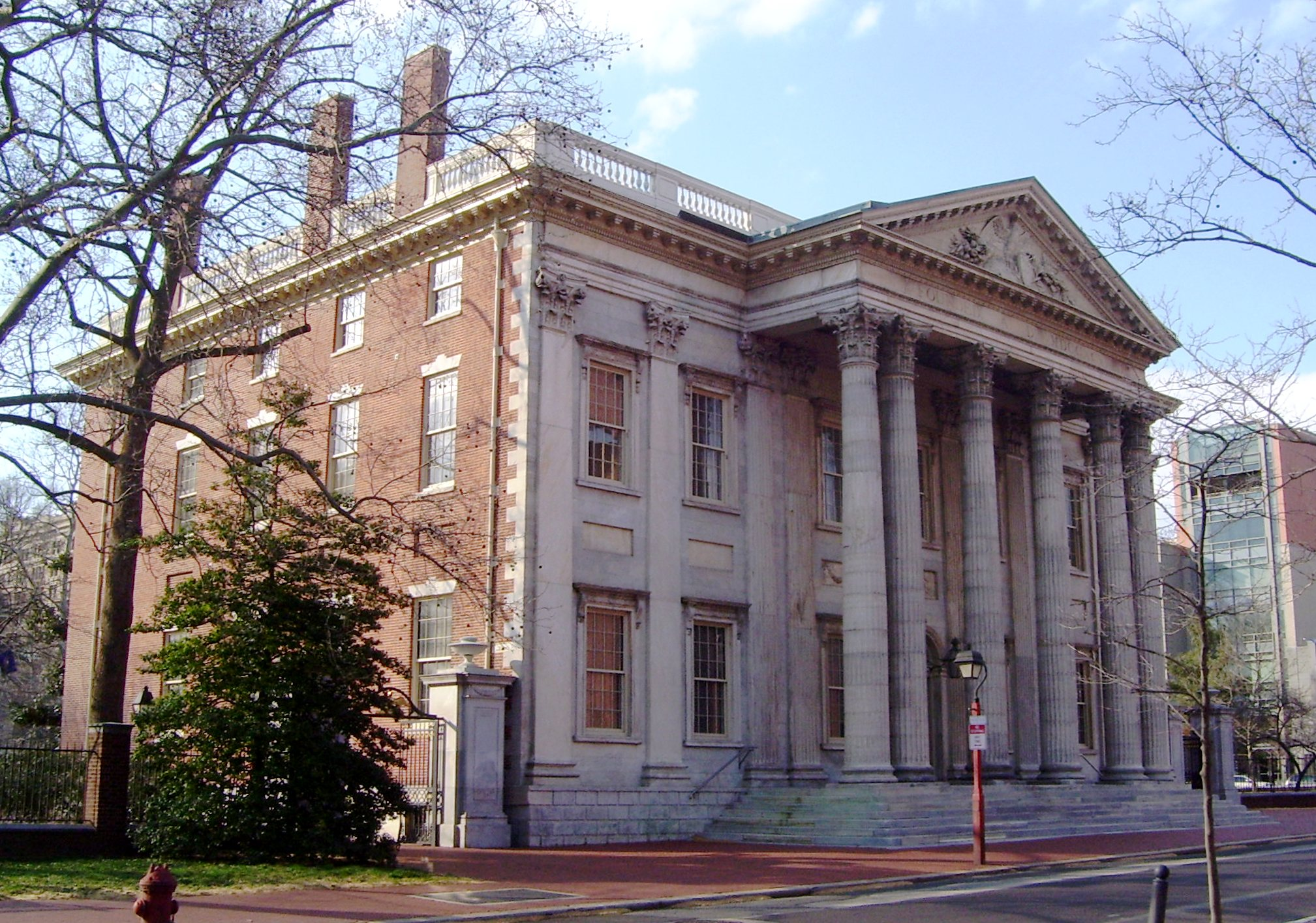 File:First Bank of the United States from south.jpg - Wikimedia ...