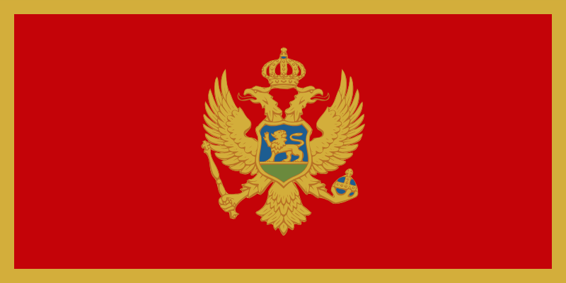 Datei:Flag of Montenegro.png