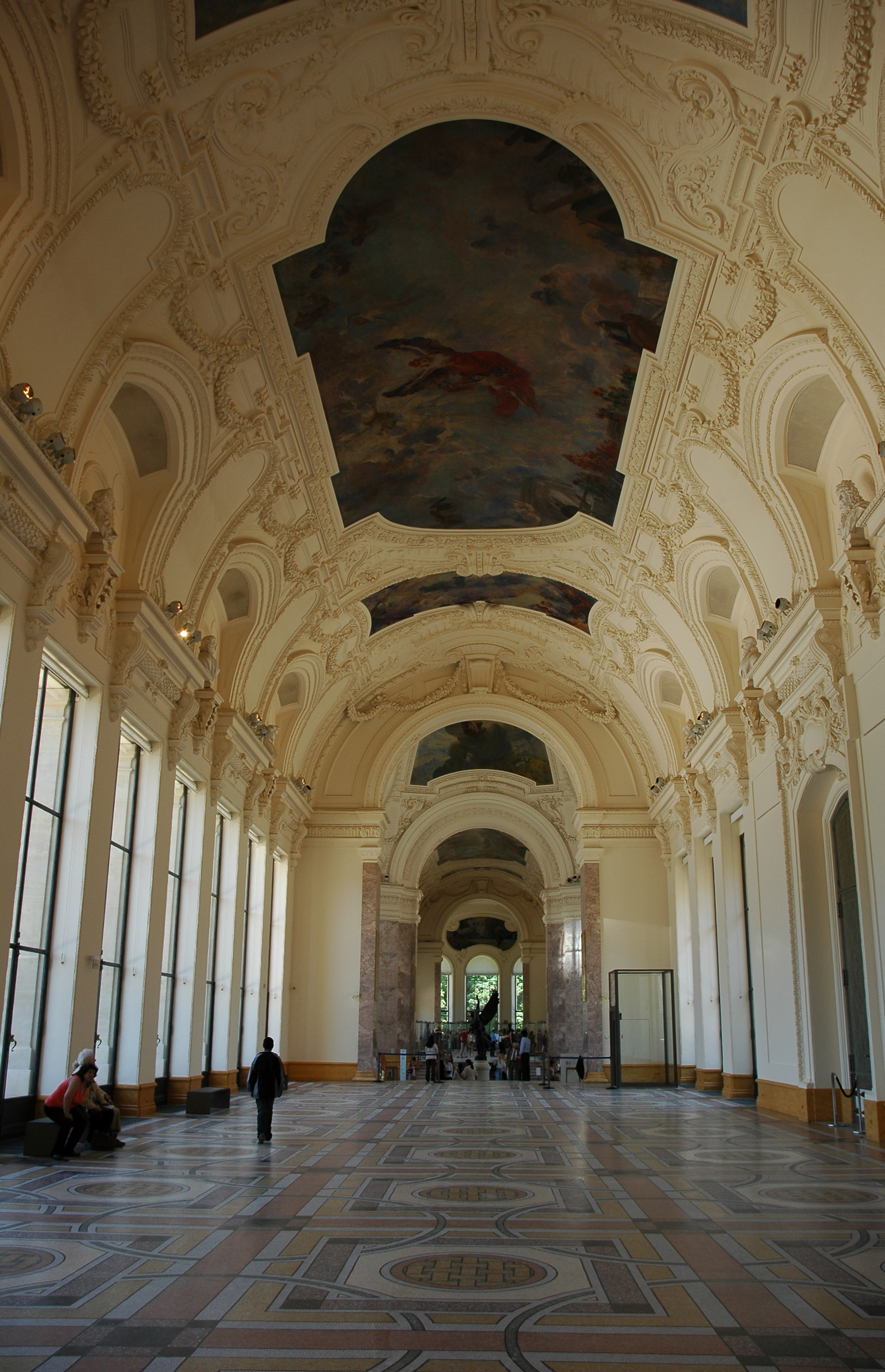 Interieur France Of Fichier France Paris Petit Palais Interieur Wikip Dia