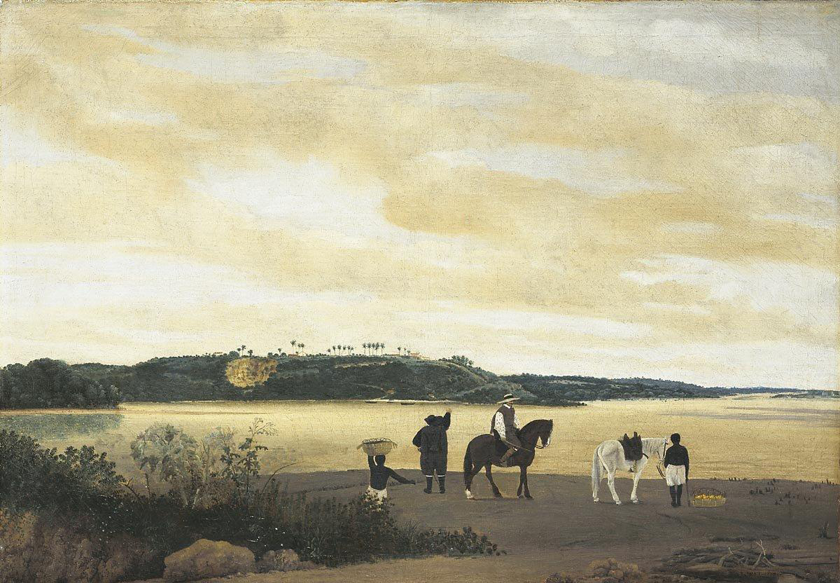 Landschaftsmalerei renaissance  ART / 4 / 2DAY