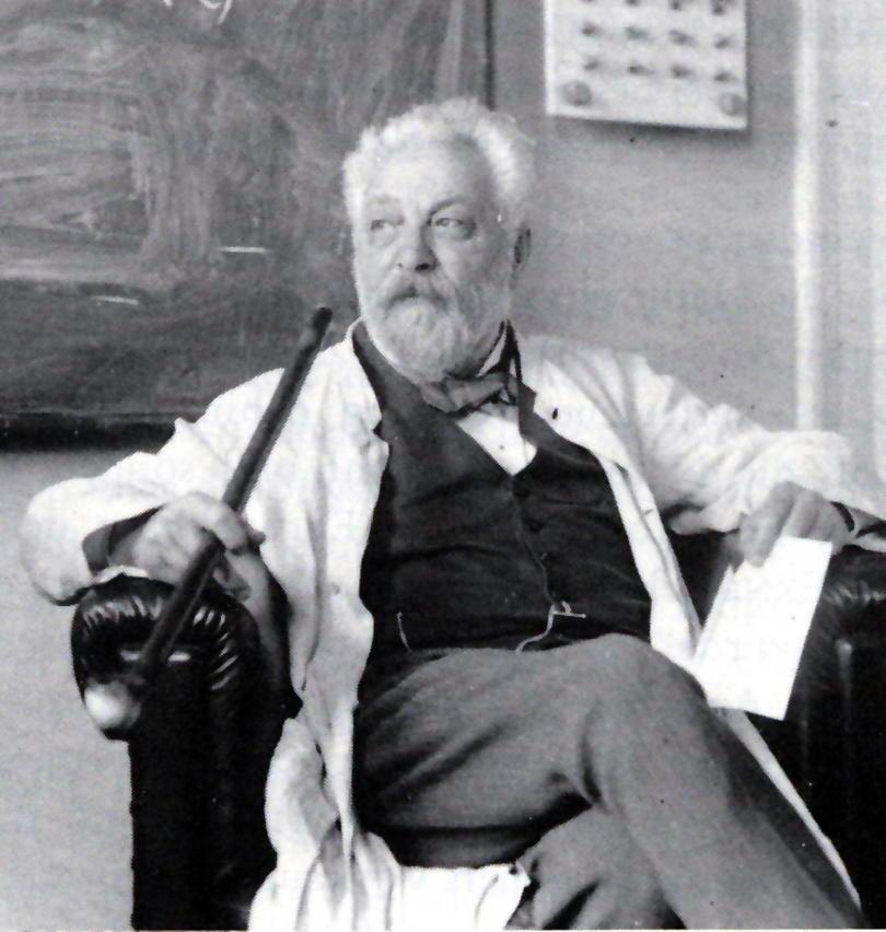 image of Franz S. Exner