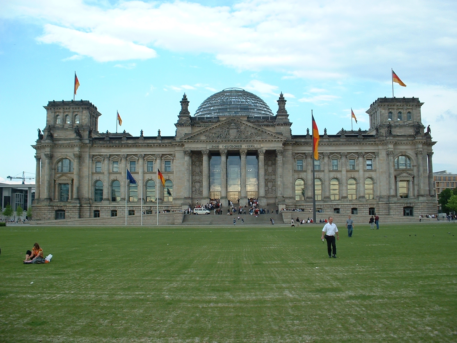 Reichstag Building, Berlin, Germany - YouTube  Reichstag Build...