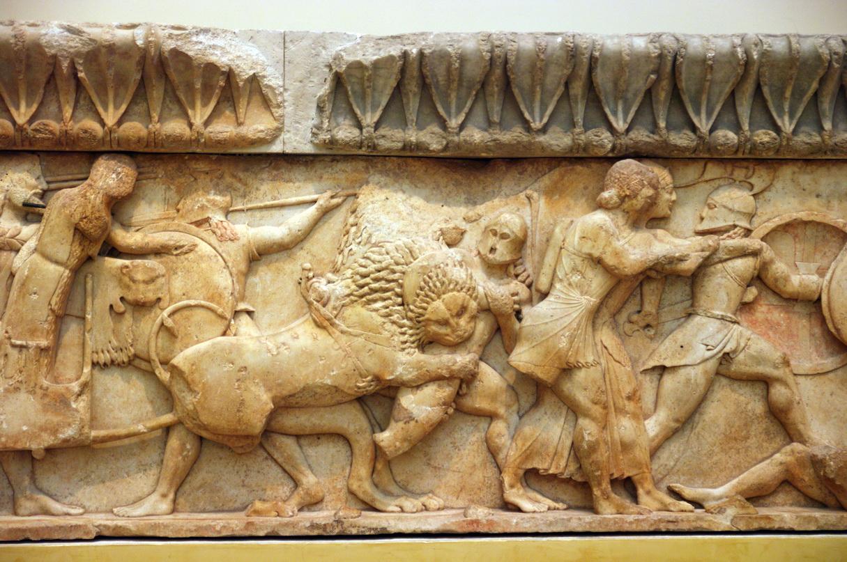 Greek gods family tree starting with gaea