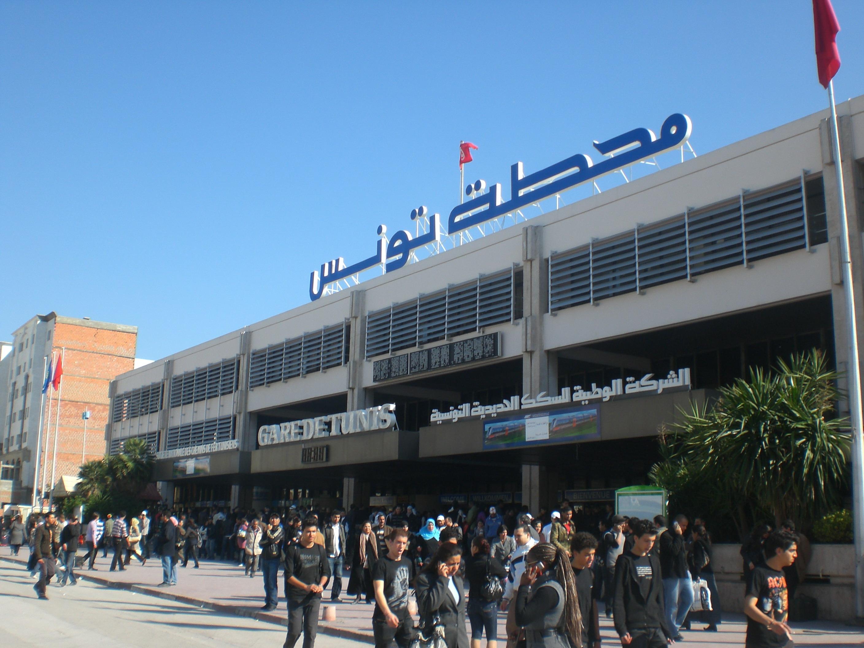 التعريف بتونس كبلد سياحي المعلومات Gare_de_Tunis.jpg