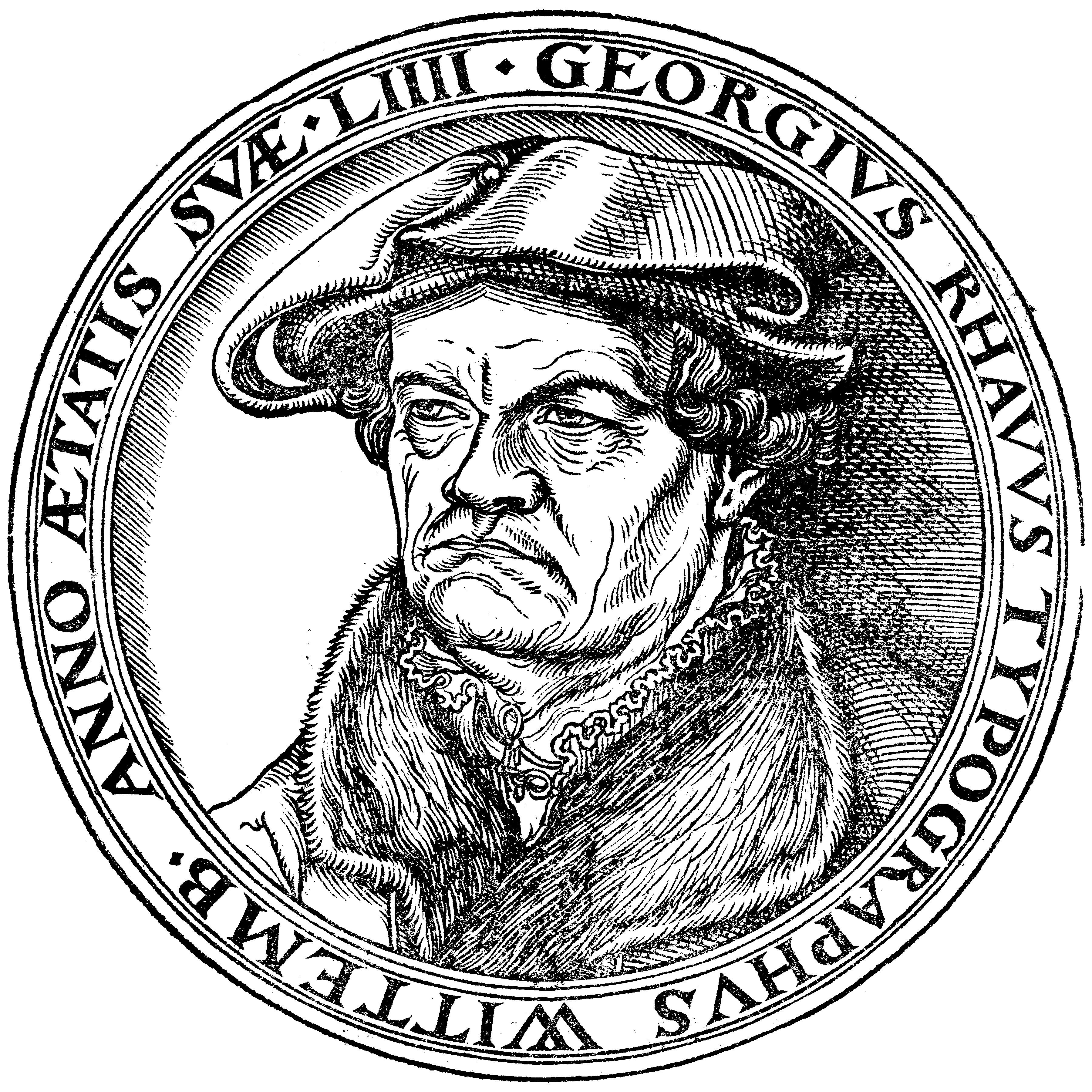 Portrait by [[Lucas Cranach the Elder